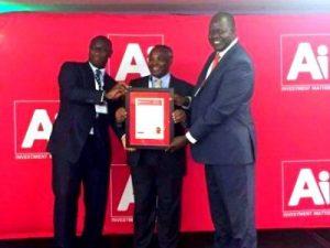 Africa Investor Award
