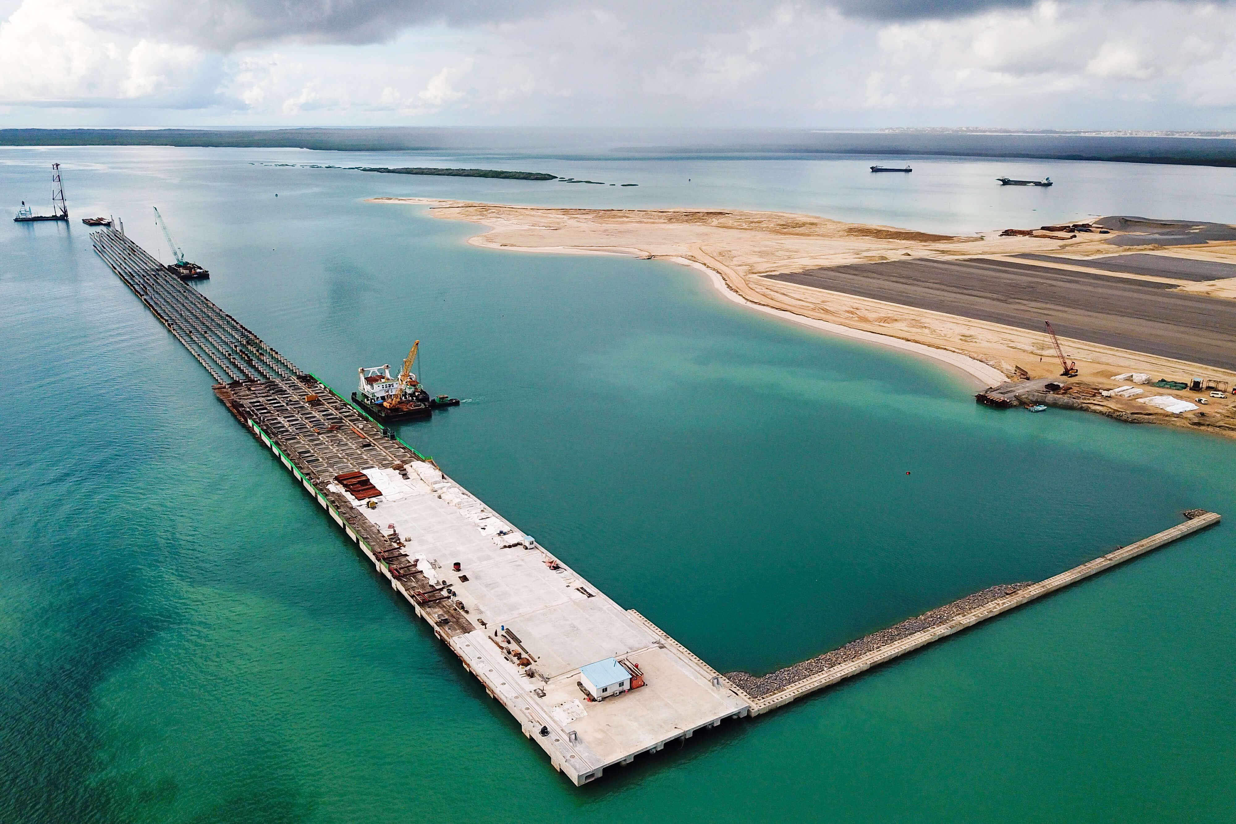Lamu Port